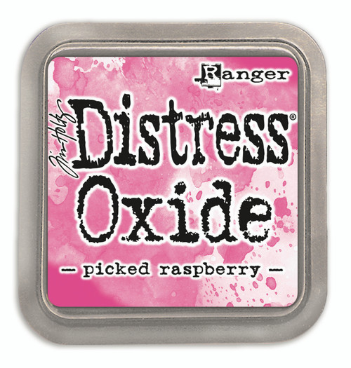 Tim Holtz Distress Oxide Ink Pad - Picked Raspberry