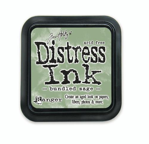 Tim Holtz Distress Ink Pad - Bundled Sage