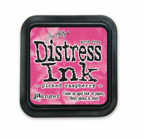 Tim Holtz Distress Ink Pad - Picked Raspberry