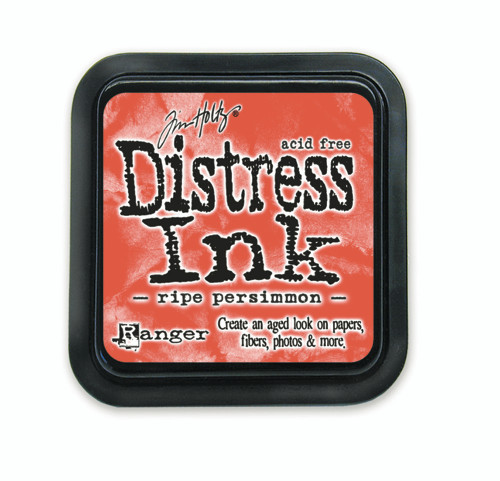 Tim Holtz Distress Ink Pad - Ripe Persimmon