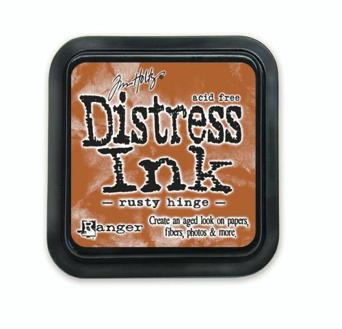 Tim Holtz Distress Ink Pad - Rusty Hinge