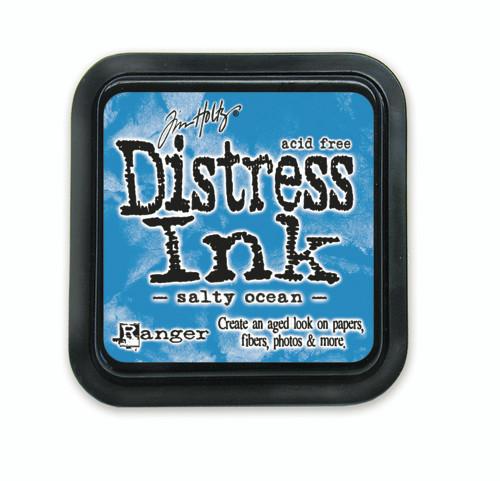 Tim Holtz Distress Ink Pad - Salty Ocean