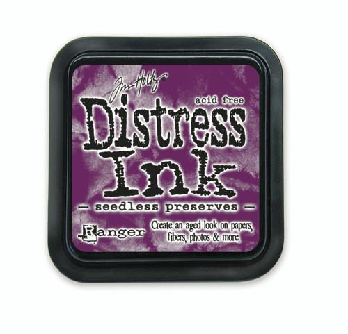 Tim Holtz Distress Ink Pad - Seedless Preserve
