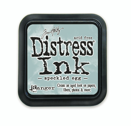 Tim Holtz Distress Ink Pad - Speckled Egg