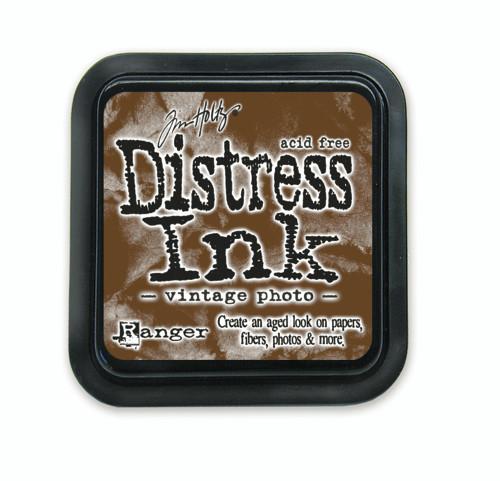 Tim Holtz Distress Ink Pad - Vintage Photo