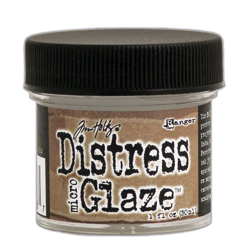 Tim Holtz Distress Micro Glaze - 1oz