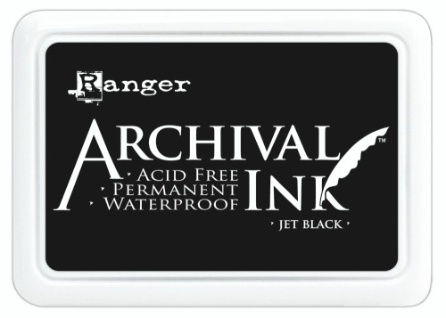 Ranger Archival Ink Black