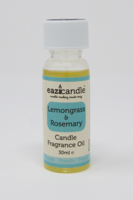 Lemongrass and Rosemary Candle Fragrance Oil