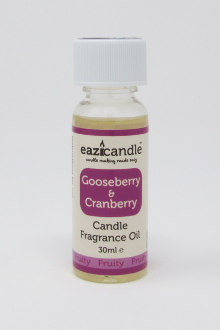 Gooseberry and Cranberry Candle Fragrance Oil