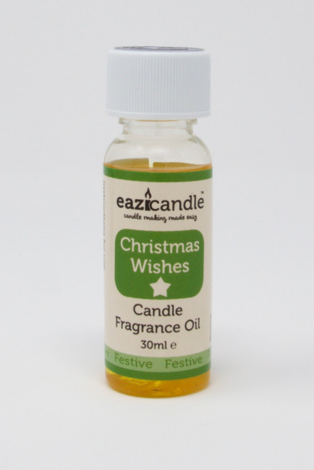 Christmas Wishes Candle Fragrance Oil