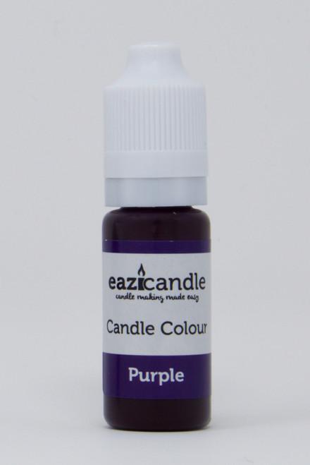 Purple Candle Colour