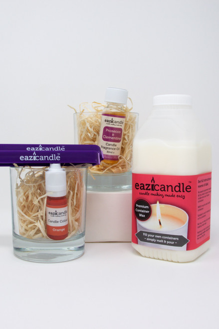 Candle Making Kits - Premium Container Wax