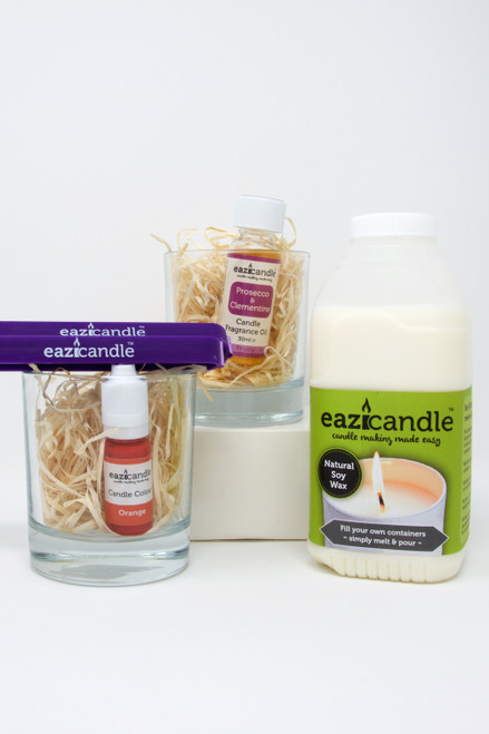 Candle Making Kits - Natural Soy Wax