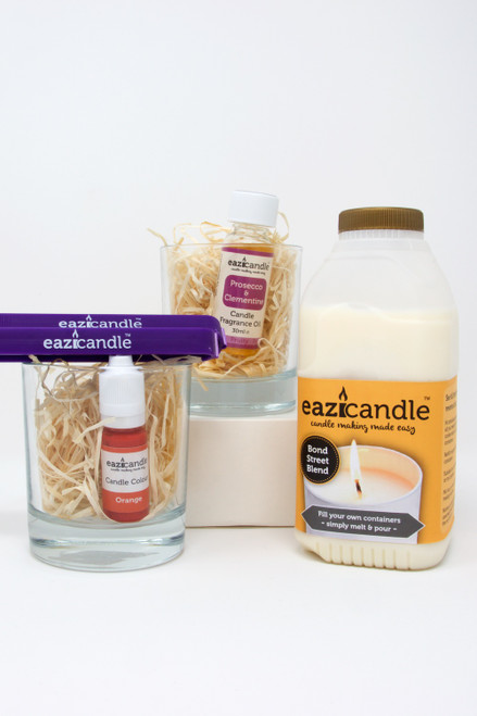 Candle Making Kits - Bond Street Blend Wax