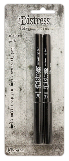 Tim Holtz Distress Embossing Pen - 2pk