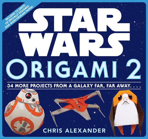 Star Wars Origami 2 by Chris Alexander