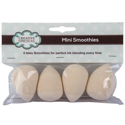 Creative Expressions Mini Smoothies 4pk Latex Smoothies