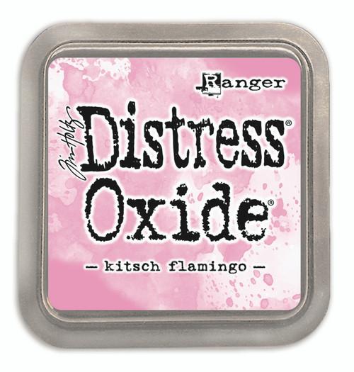 Tim Holtz Distress Oxide Ink Pad - Kitsch Flamingo