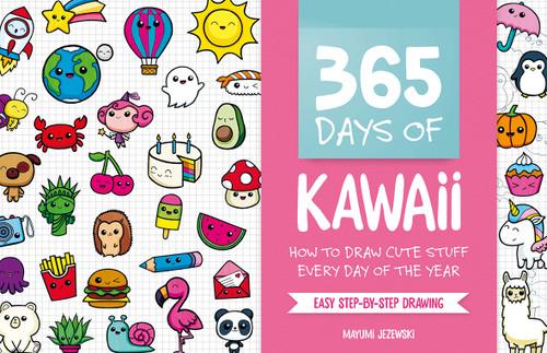 365 Days of Kawaii by Mayumi Jezewski