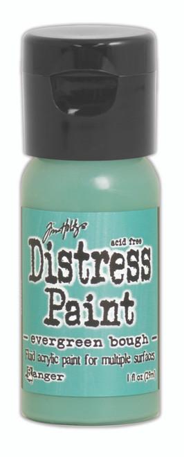 Tim Holtz Distress Flip Top Paint - Evergreen Bough - 1oz