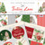 Festive Lane Paper Kit