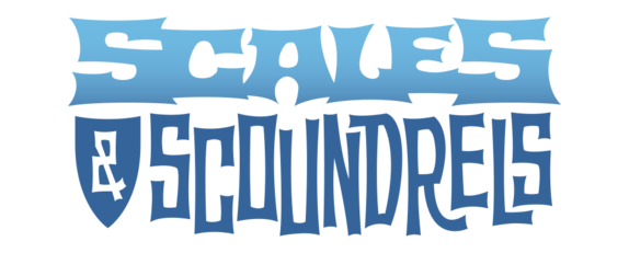 Scales & Scoundrels Definitive Edition Book 1: Where Dragons Wander title image