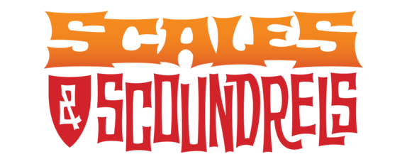 Scales & Scoundrels Definitive Edition Book 2: The Festival of Life title image