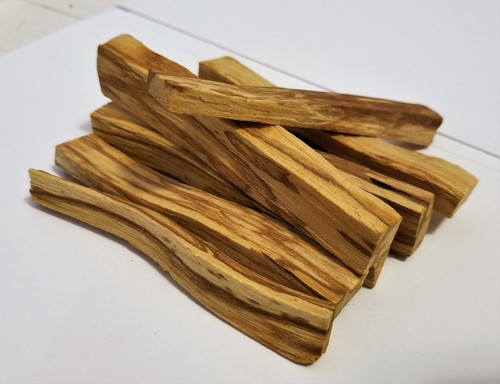 10 Sticks Palo Santo Wood