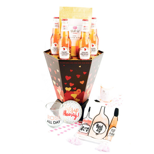 Angry Orchard Rose Cider Gift Box