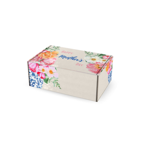 Front View of Box
