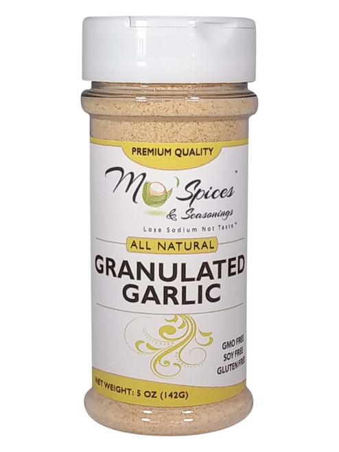 Mo'Spices Garlic Granulated