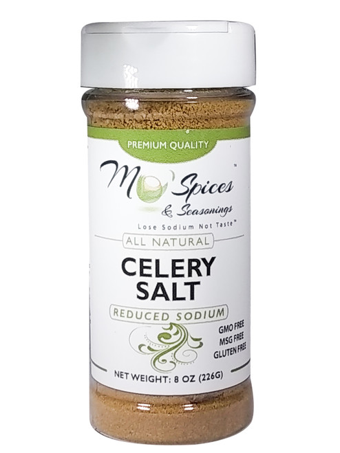Mo'Spices Celery Salt (Reduced Sodium)