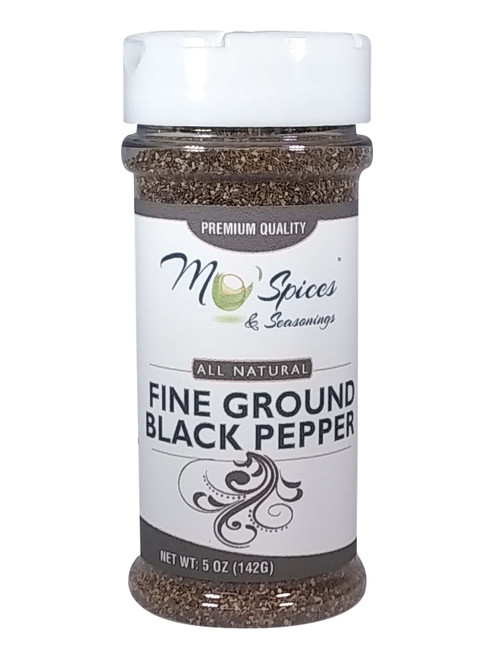 Mo'Spices Black Pepper Ground