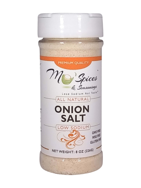 Mo'Spices Low Sodium Onion Salt