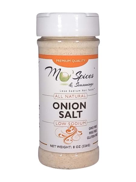 Mo'Spices Low Sodium Onion Salt