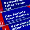 Fine Particle Filter Pad Small