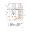 Vango Illusion 800XL TC Air Beam Tent TENTCILLUN04TAS