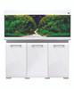 Aqua One AquaVogue 245 Litre Aquarium And Cabinet White Gloss
