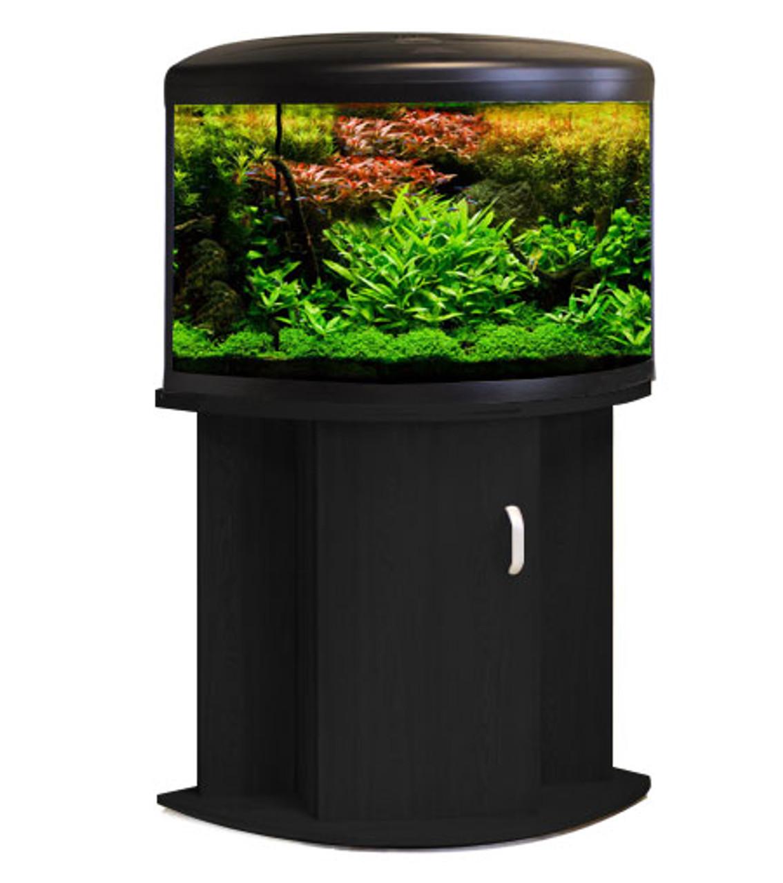 Aqua One UFO 550 Corner Aquarium & Cabinet