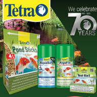 Win a Tetra Pond Bundle worth over £40