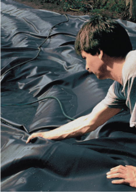 Oase Alfafol 0.5mm PVC Pond Liner 8 x 6m