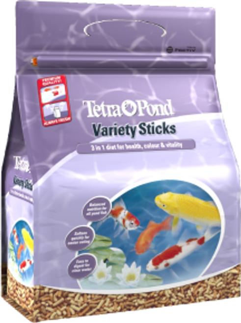 Tetra Pond Variety Sticks 4 Litres