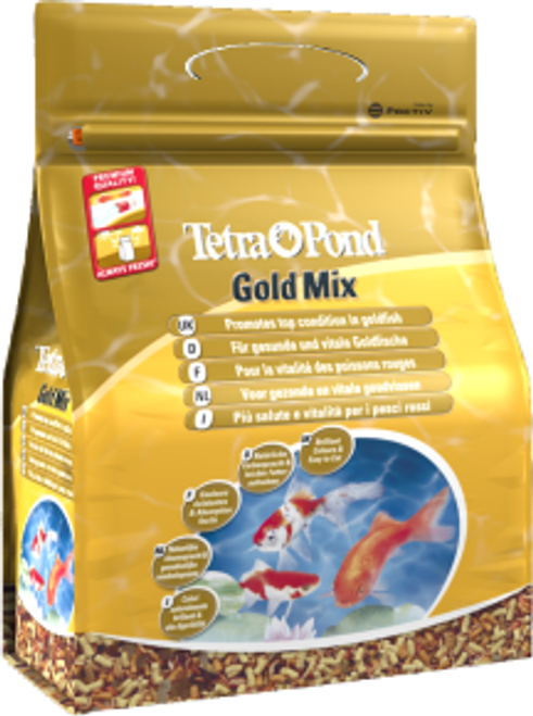 Tetra Pond Gold Mix 4 Litre
