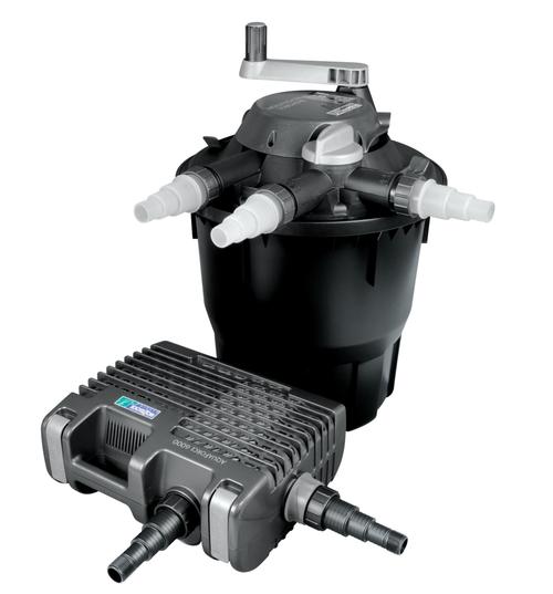 Hozelock Bioforce Revolution 6000 + Aquaforce Kit