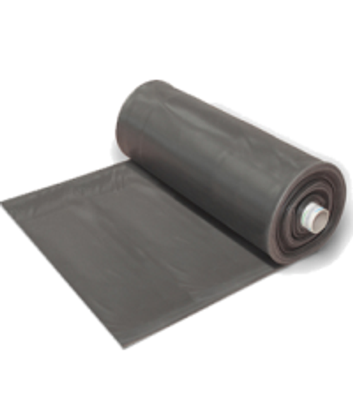 Butyl Rubber Pond Liner 4 Metres Roll
