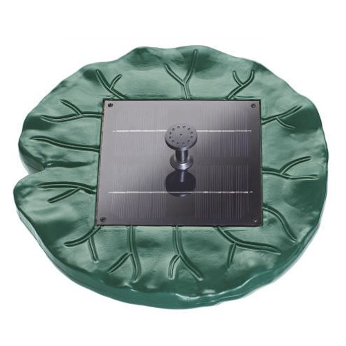 Pontec PondoSolar Lily Floating Solar Fountain