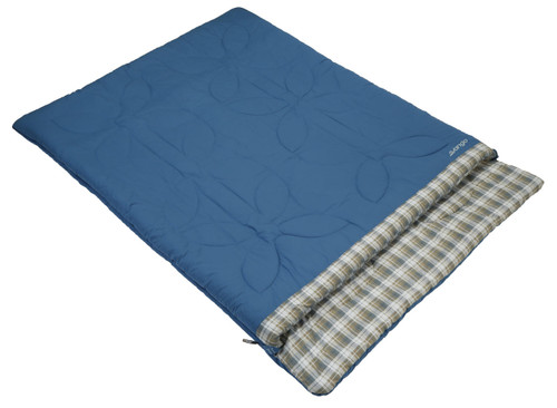 Vango Aurora Double Sleeping Bag (Sky Blue)