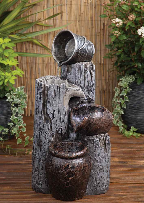 Liberty Pail & Urns Water Feature
