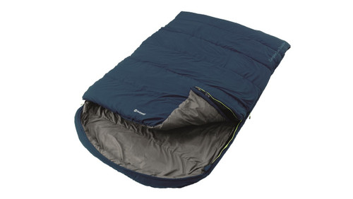 Outwell Sleeping Bag Campion Lux Double Blue