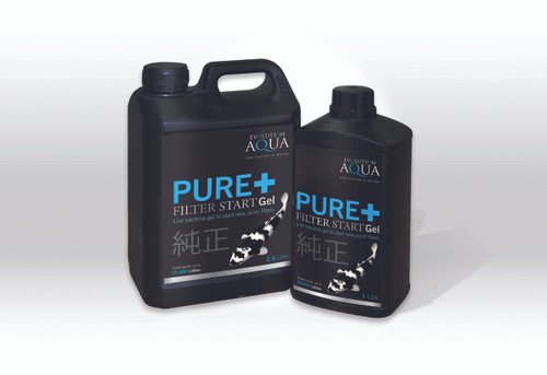 Evolution Aqua Pure Filter Start Gel 1Ltr